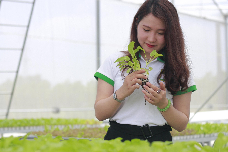 Nông nghiệp công nghệ cao - ngành hot trong tương lai
