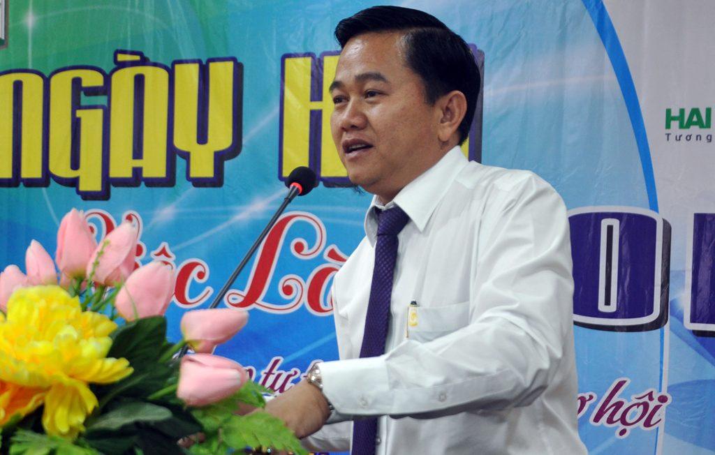 Ông Phạm Phú Phát