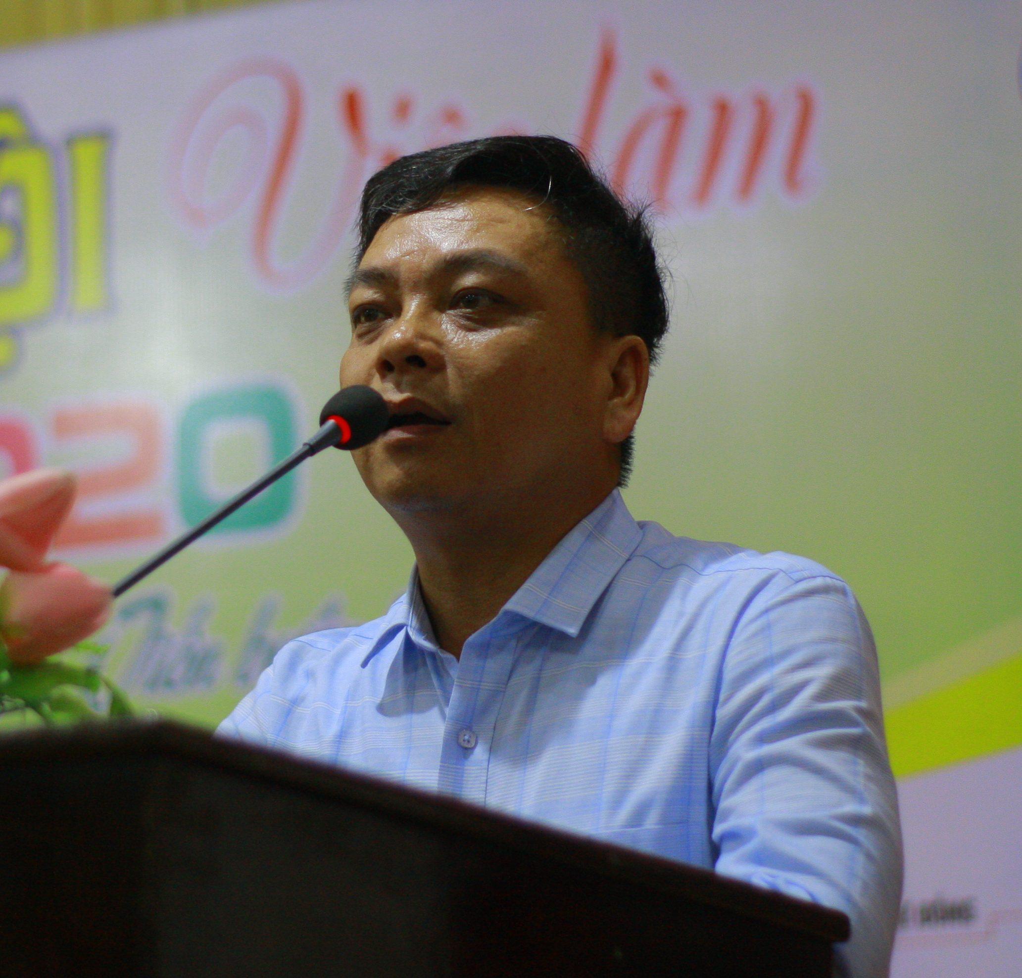 Ông Nguyễn Quảng Lạc